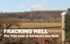 Fracking in Deutschland- der neue Goldrush