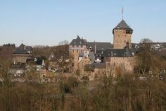 Schloss Burg-It is in the district of Solingen Burg on the Wupper River in the Bergisch land.