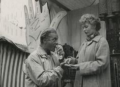 RUMMELPLATZ DER LIEBE (1954) Werkfoto 7