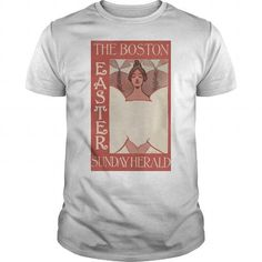 I Love Artist Posters 0632 The Boston Sunday Hearld Easter E Reed by wetdryvacUSLVWSZ Limited Edition  Easter forArtist Posters 0632 The Boston Sunday Hearld Easter E Reed by wetdryvacUSLVWSZ T shirts