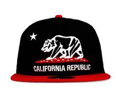 cbd23e28c63 California Republic Snapback Hats New Era 59fifty Hats