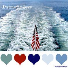 #color patriotic