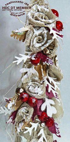 Hobby di Carta - Il blog: Alberelli di Natale