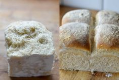 A traditional Irish batch bread is an amazingly soft, floury loaf with a crispy golden crust, making it a great choice for any lunchtime sandwich. Scottish Recipes, Irish Recipes, Bread Recipes, Cooking Recipes, Cow House, Bread Tin, Homemade Dinner Rolls, Toast Sandwich, Sallys Baking Addiction