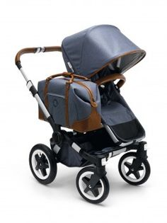 Bugaboo Donkey Weekender Mono - Special Edition