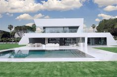 9 maisons d'architectes avec piscine