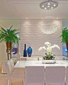 Inspiração Via @decoreseuestilo Projeto Iara Kilaris Www.homeidea.com.br  Face: /homeidea Pinterest: Home Idea #homeidea #olioliteam #arquitetura  #ambiente ...
