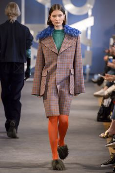Each x Other Fall 2017 Fashion Show - The Impression
