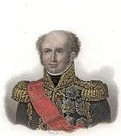 Le Maréchal Davoust, Prince D´Eckmuhl