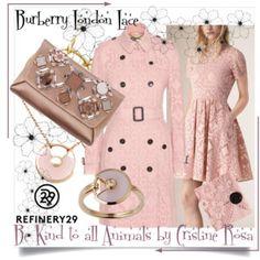 Burberry London Lace