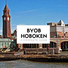 Complete Hoboken BYOB guide by food cuisine
