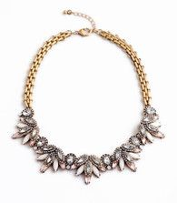 Blushing Petals Necklace