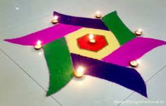Happy Diwali Rangoli Designs Diwali is all about crackers, sweets, and beautiful Rangoli patterns. People make some beautiful and attractive Rangoli Happy Diwali Rangoli, Easy Rangoli Designs Diwali, Rangoli Simple, Rangoli Designs Flower, Small Rangoli Design, Rangoli Patterns, Rangoli Designs Images, Rangoli Ideas, Flower Rangoli