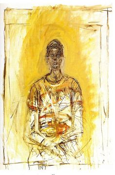 Alberto Giocometti Alberto Giacometti, Figure Painting, Figure Drawing, Painting & Drawing, Modern Art, Contemporary Art, Antoine Bourdelle, A Level Art, Mellow Yellow