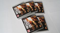 5 The Last of Us για PS3