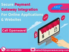 Does Your E-commerce Site Have a Compatible Or You Have To Integrate Into Your Current Website? Ask Openwave For Any Development Or Integration Support. Ecommerce Solutions, Third Party, Integrity, Web Development, Singapore, Connect, Budgeting, Purpose, Success