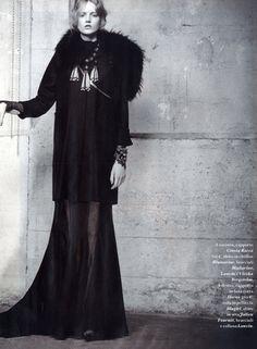 Nana Strand - female model at Le Management