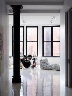 House of Jonny Detiger in New York