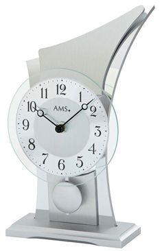 AMS Tischuhr  1138 versandkostenfrei, 100 Tage Rückgabe, Tiefpreisgarantie, nur 125,10 EUR bei Uhren4You.de bestellen