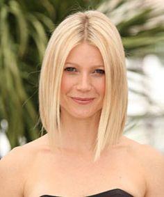 Gwyneth Paltrow Fine Hair
