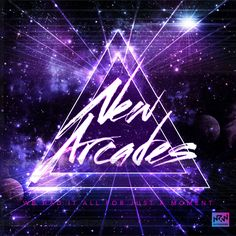 We Had It All For Just A Moment by New Arcades - New Arcades are back with another astounding EP. Sit back and get immersed in the feels! New Retro Wave, Retro Waves, New Wave, Best Of 80s, Radical Change, Retro Futuristic, Future City, Typography Fonts, Vaporwave