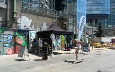 Trotz Hitze haben wir auch heute für Euch geöffnet! Schauts vorbei am Donaukanal! Adresse und co: www.ruffboards.com