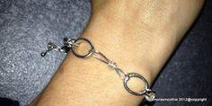 Five minute Fashion DIY Bracelet inspired by @Pomellato_DoDo  ! By @themorasmoothie