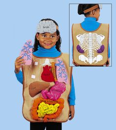 What's Inside Me? Apron. Love this!