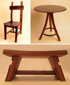 Wine Barrel Creations - Chair, Table, Stool