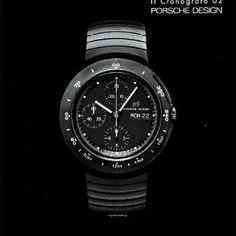 The Chronograph 02 - Porsche Design by IWC