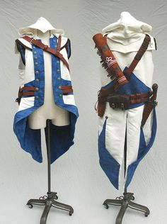 assassin creed connor costume pattern - Google Search