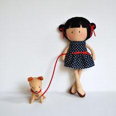 My Teeny Tiny Doll Mei and Olly
