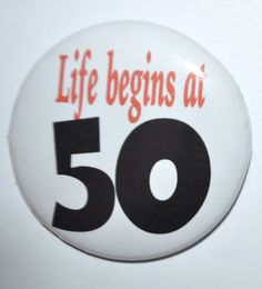 50 is the new awesome 50 year old fifty year by KimmEllenDesigns, $2.00