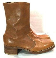 Frye Boots, Vintage 70s, Black Boots, Cowboy Boots, Chelsea Boots, Riding Boots, Label, Usa, Best Deals