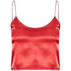 Issie Red Satin Pyjama Shorts Set ($40) ❤ liked on Polyvore featuring intimates, sleepwear, pajamas, red satin pajamas, satin pyjamas, red pjs, satin pjs and satin sleepwear
