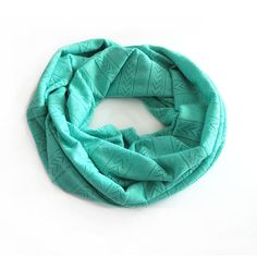 This medium weight green scarf is the perfect accessory to complete your outfit! This scarf makes a great birthday or Christmas gift!
