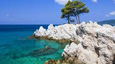 Statiuni Grecia: Koukounaries, in Skiathos