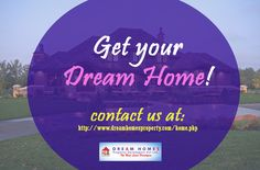 Get your dream #home with Dream Home Developers. #realestate