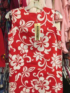 1960s NOS Tiki Dress Girls 12/14 by lishyloo on Etsy