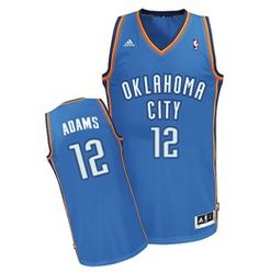 a3c2e0607084 Find Steven Adams Oklahoma City Thunder Revolution 30 Swingman Blue Jersey  Cheap To Buy online or in Footseek. Shop Top Brands and the latest styles  Steven ...