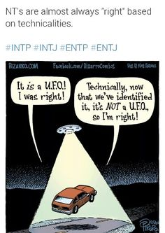 that's exactly how conversations between me and my ENTP sister go, lol