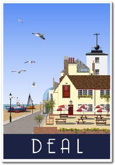 Deal, Port Arms | whiteonesugar.co.uk