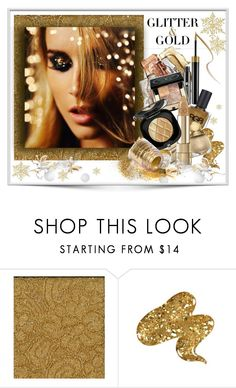 """Bold Beauty: Glitter"" by signaturenails-dstanley ❤ liked on Polyvore featuring beauty, glitter and glittereyes"
