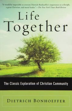 "Life Together by Dietrich Bonhoeffer |  ""Christianity could never be merely intellectual theory, doctrine divorced from life, or mystical emotion, but always it must be responsible, obedient action, the discipleship of Christ in every situation of concrete everyday life, personal and public."""
