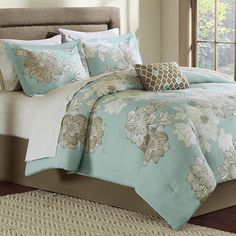 Found it at Wayfair - Effie Comforter Set