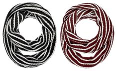 Candy Cane Scarf - Ava Grace Fashions