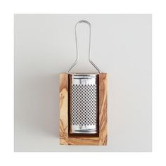 Cost Plus World Market Olivewood Cheese Grater ($20) ❤ liked on Polyvore featuring home, kitchen & dining, kitchen gadgets & tools, natural, cost plus world market y cheese grater