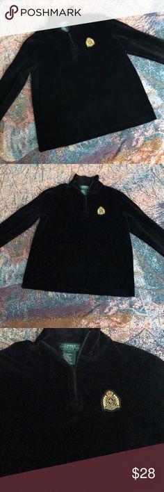 New Lauren Ralph Lauren sweater New Lauren Ralph Lauren sweater. 78% Cotton, 22% Polyester. Zip up sweater Lauren Ralph Lauren Sweaters