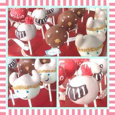 Ritter & Wikinger Cake Pops  #sandybel #cakepops #ritter #wikinger