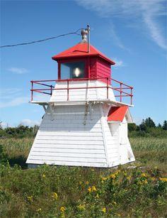 lighthouse prince edward island - Google Search